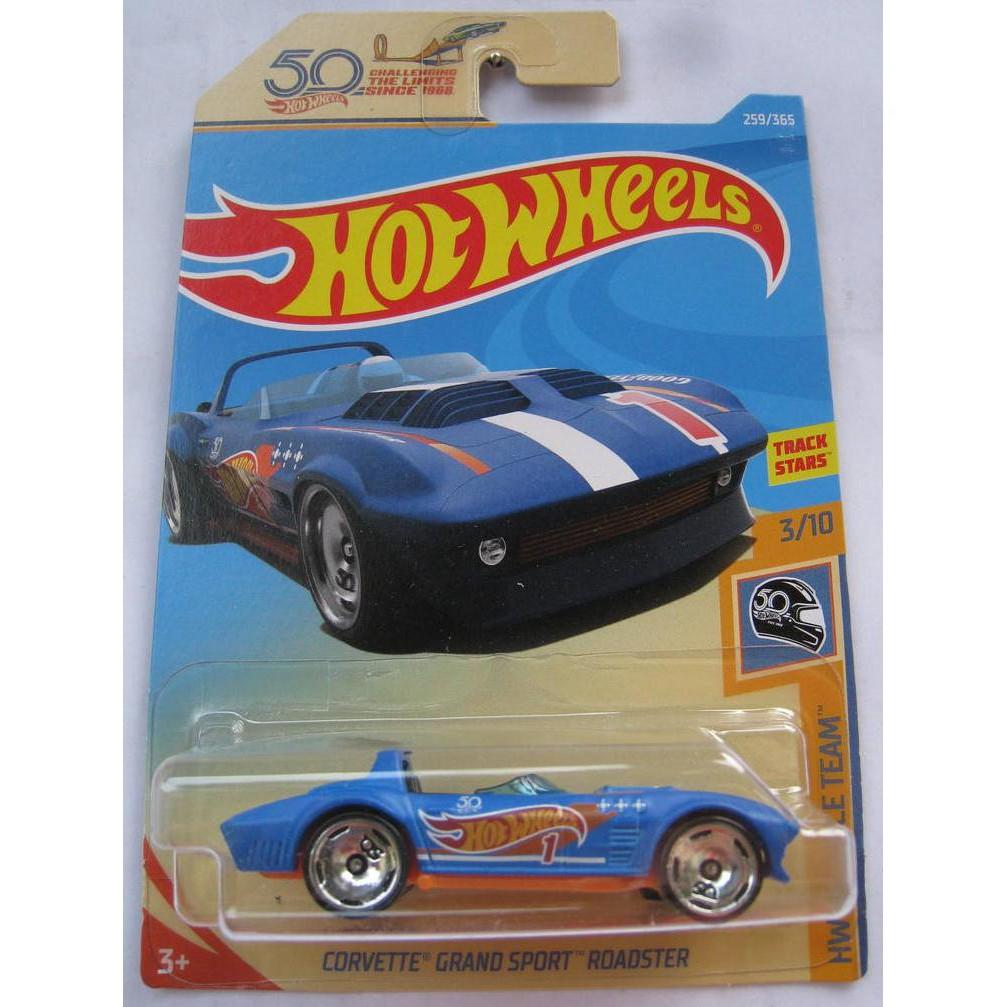 Xe Hot Wheels Corvette Grand Sport Roadster