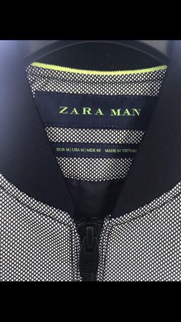 Áo khoác ZARA MAN xuất dư xịn