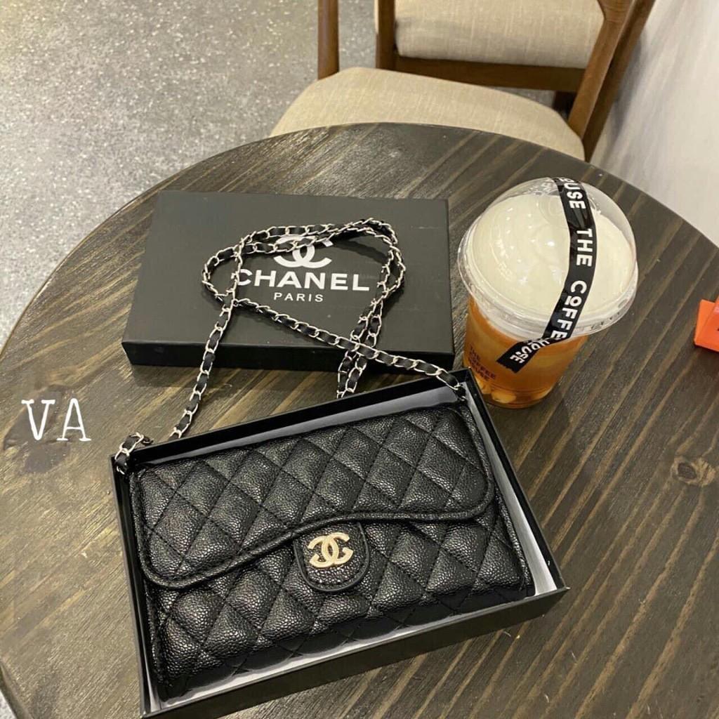 Túi Đeo Chéo Chanel Hàng QCCC Fullbox Size 20