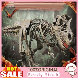 Mod-Simulation Dinosaur Replica Skeleton Model DIY Assembly Educational Kids Toy