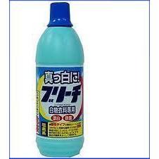 [HOT_ HOT]Nước tẩy quần áo 600ml Rocket japan siêu sạch