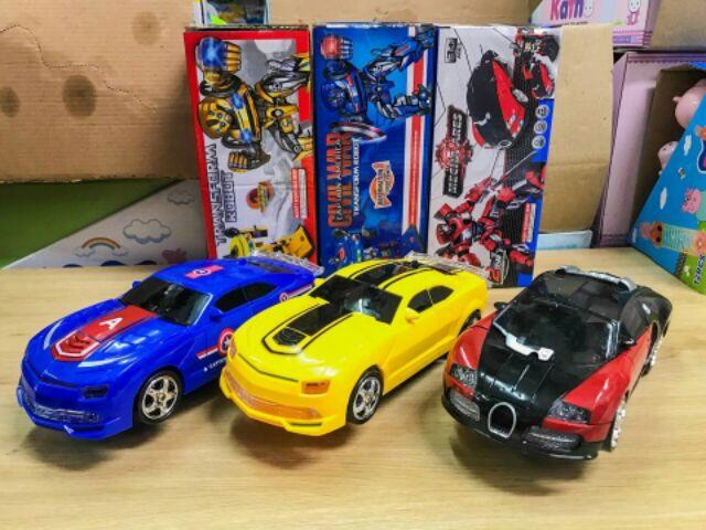 [Nhập TOY2107 Giảm 15%] - Xe biến hình robot Races Car: Có đèn, nhạc (Không kèm pin) (Nhiều mẫu) - 2412115 , 35603320 , 322_35603320 , 150000 , Nhap-TOY2107-Giam-15Phan-Tram-Xe-bien-hinh-robot-Races-Car-Co-den-nhac-Khong-kem-pin-Nhieu-mau-322_35603320 , shopee.vn , [Nhập TOY2107 Giảm 15%] - Xe biến hình robot Races Car: Có đèn, nhạc (Không kèm pin) (Nh