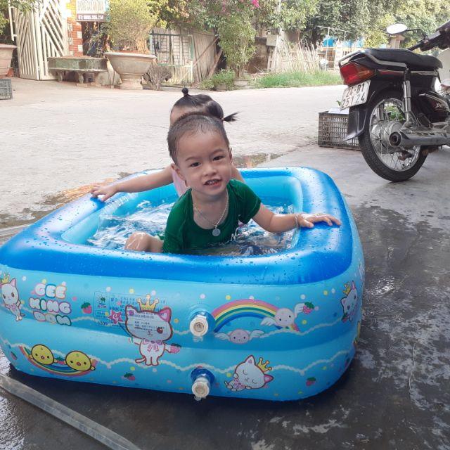 Bể bơi phao trẻ em 1.2m