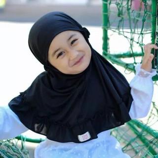 Khăn Trùm Đầu Hijab Cho Bé