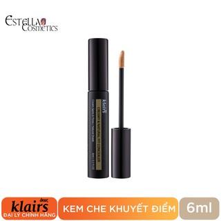 Kem Che Khuyết Điểm Klairs Creamy & Natural Fit Concealer 6ml thumbnail