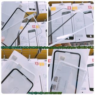 ❤️12 PRO MAX MINI / 11 PRO MAX❤️ KÍNH CƯỜNG LỰC IPHONE 6 6PLUS 7 8 7PLUS 8PLUS X XR XS MAX 3D HIỆU BASEUS MÉP DẺO FULL