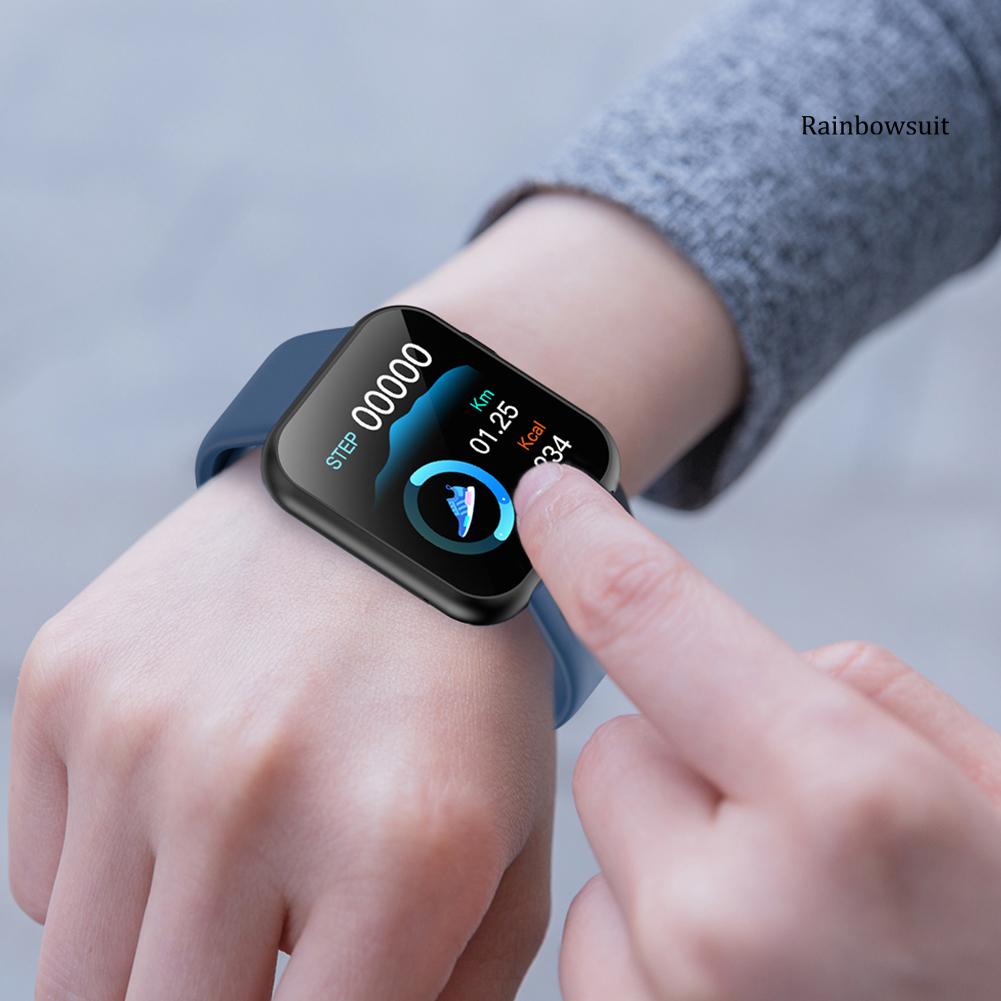 Đồng Hồ Thông Minh Rb- Yx11 1.54inch Kết Nối Bluetooth Theo Dõi Sức Khỏe