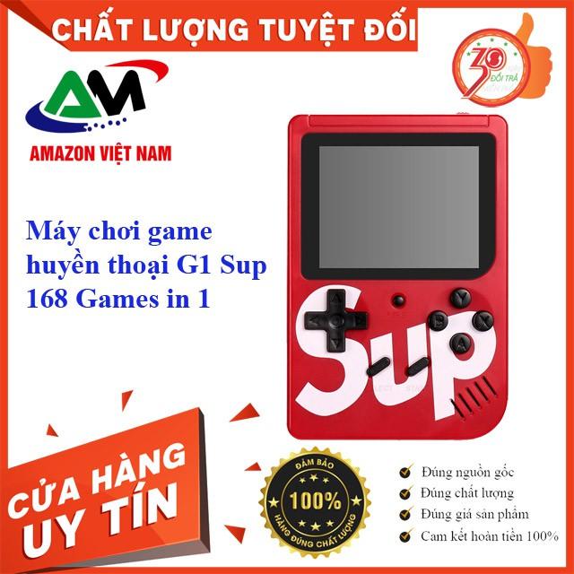 Máy chơi game huyền thoại cầm tay G1 Sup 168 Games in 1