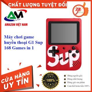 Máy chơi game huyền thoại cầm tay G1 Sup 168 Games in 1 thumbnail
