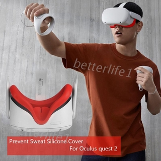 Dustproof Lens Anti Scratch Case Silicone Eye Cover Pad Skin for Oculus Quest 2