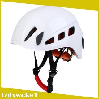 Sportfy Safe Rock Climbing Downhill Caving Rappelling Rescue Helmet Protector