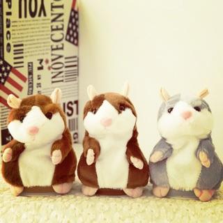 Chuột Hamster biết nói. Quà tặng thú vị cho bé
