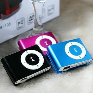 Máy nghe nhạc MP3 mini có kẹp hỗ trợ thẻ Tf Mp3 Usb 2.0 N27 thumbnail