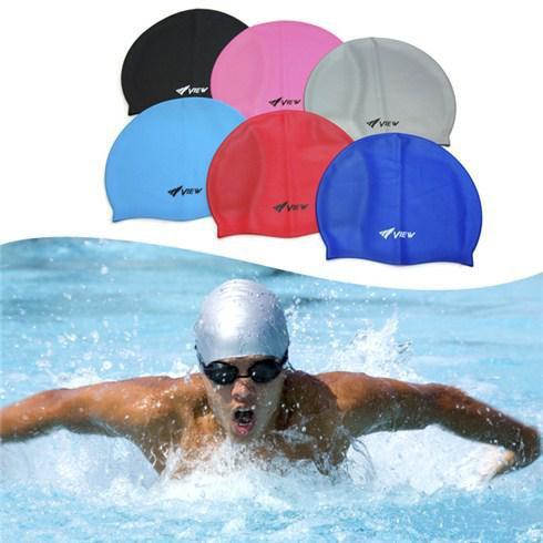 Mũ bơi silicon co giãn