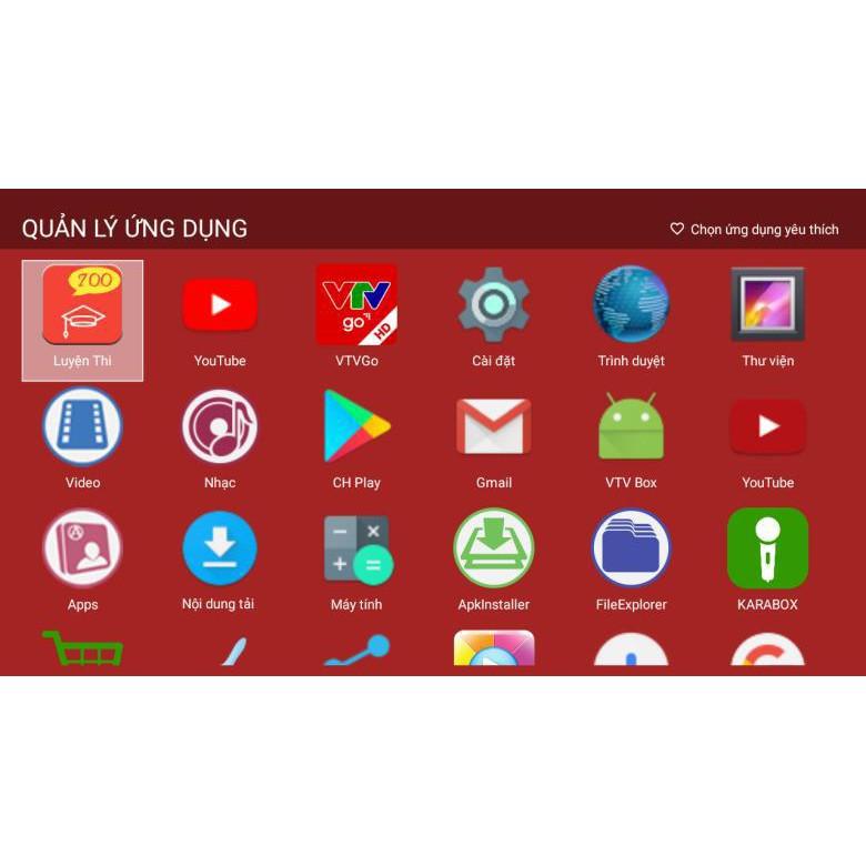 Android Tivi Box VTVgo 2021 Truyền Hình VTVgo phù hợp mang đi nước ngoài , Android 9 Chip amlogic S905W Ram 2GB - Hàng C