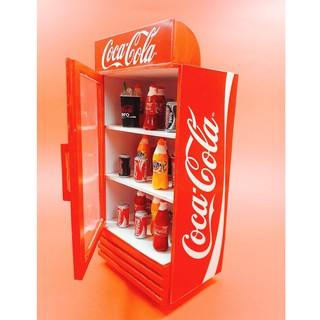 Bộ Lắp Ghép Mô Hình Tủ Lạnh Mini – Ngôi Nhà Búp Bê DIY