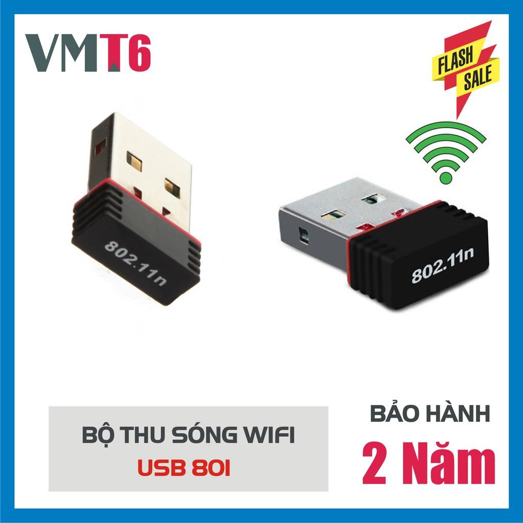 Bộ thu sóng wifi USB 801 – Chính hãng Giá chỉ 35.000₫