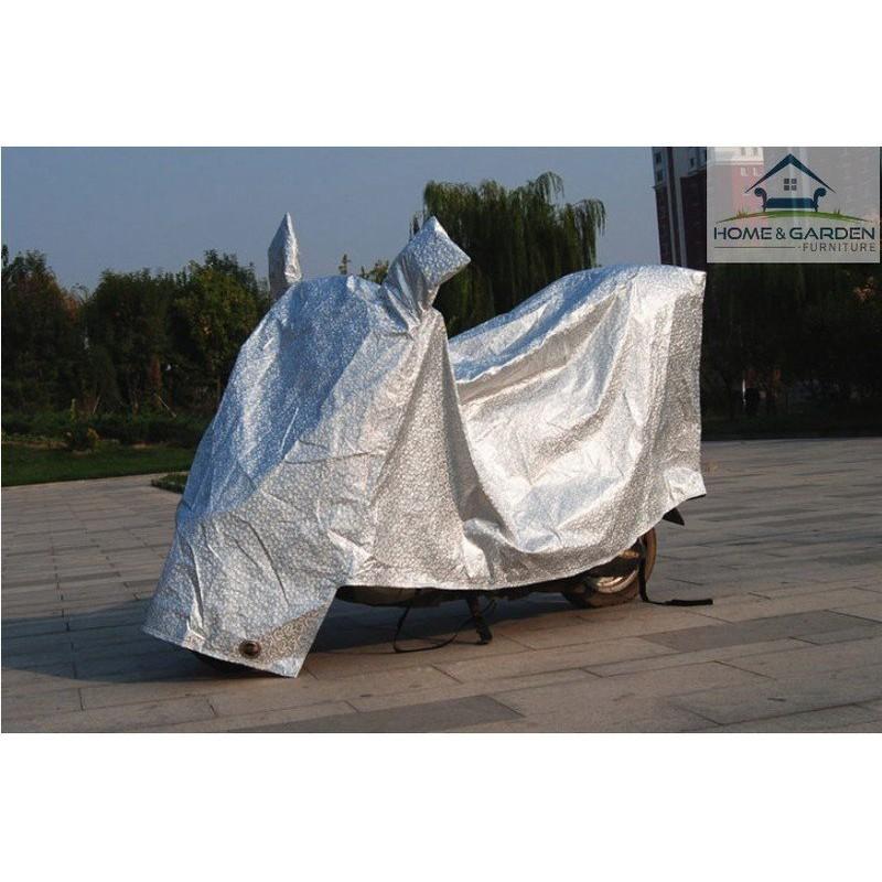 Áo trùm xe máy sợi Nhôm cao cấp chịu nhiệt độ cao (size L) mọi dòng xe từ SH 150 trở xuống Home and - 3585470 , 1158999651 , 322_1158999651 , 175000 , Ao-trum-xe-may-soi-Nhom-cao-cap-chiu-nhiet-do-cao-size-L-moi-dong-xe-tu-SH-150-tro-xuong-Home-and-322_1158999651 , shopee.vn , Áo trùm xe máy sợi Nhôm cao cấp chịu nhiệt độ cao (size L) mọi dòng xe từ