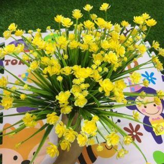 Hoa giả - Hoa sen đá giả đủ màu rực rỡ cho khách iu trang trí nhà cửa và các loại thảm cỏ đây ạ thumbnail