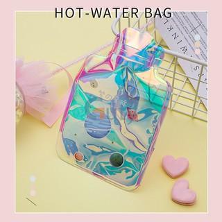 Túi chườm nóng lạnh giữ nhiệt mini HOT WATER BAR giảm đau bụng, chườm vết bầm tím, cute dễ thương cho bé thumbnail
