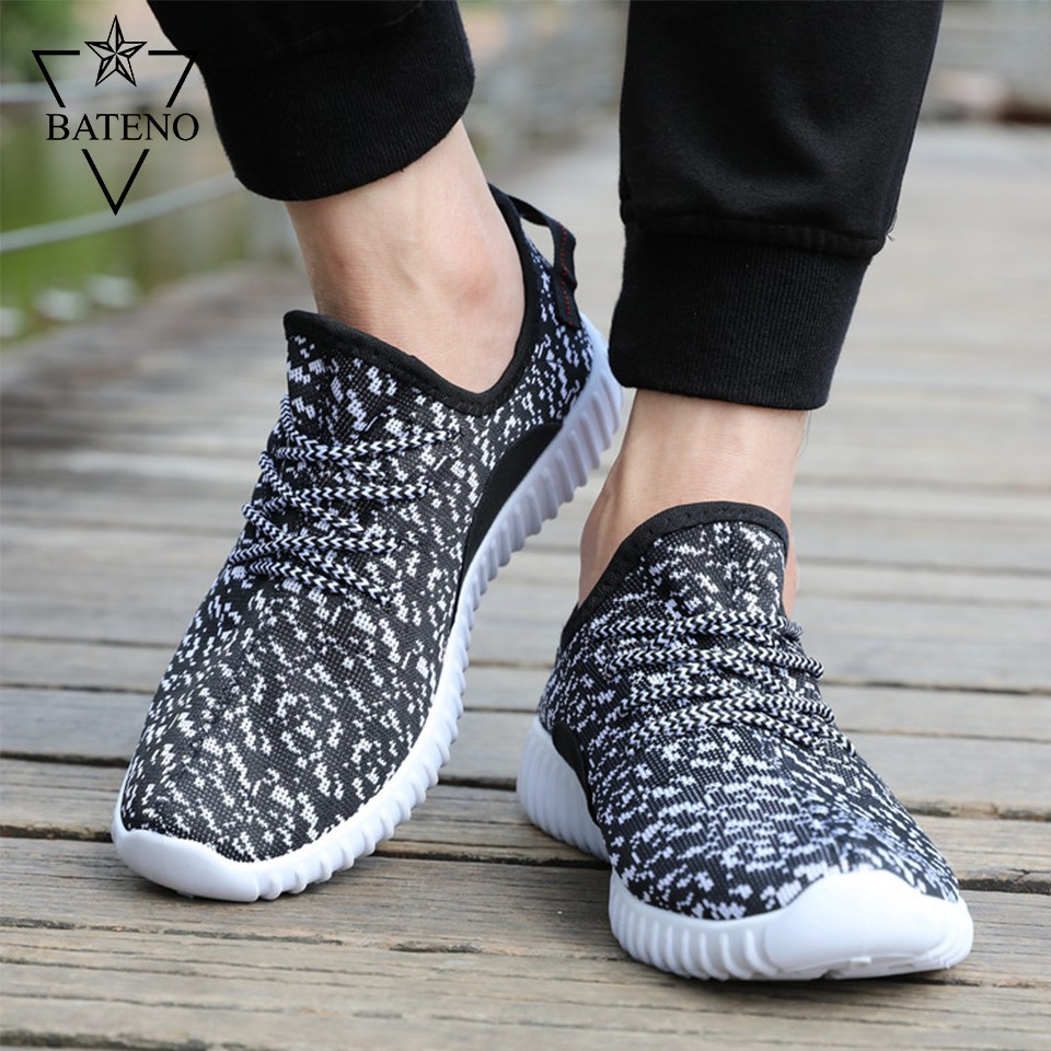 Giày Thể Thao Thời Trang Nam Nữ BTN22 (Trắng)