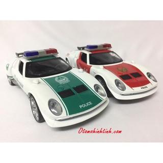 Mô hình xe Cảnh sát Dubai 1:32