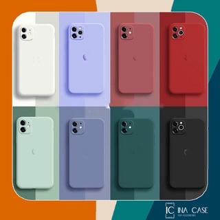 Ốp lưng iphone X Xsmax 11 11Promax chống bẩn loại thường logo táo - FULL VIỀN - BẢO VỆ CAMERA (Link 1) thumbnail