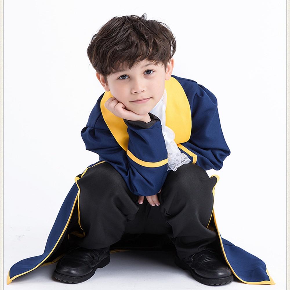 Trang phục hoàng tử thời trung cổ cho bé trai 4-11 tuổi - Đồ hóa trang