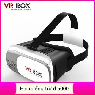 [kho sẵn sàng] Kính Thực Tế Ảo Xem Phim 3D VrBox Rẻ Nhất
