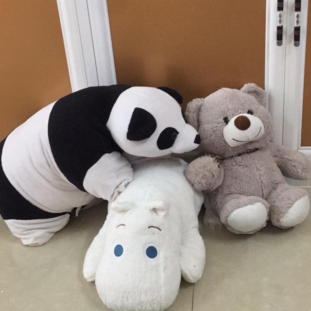 combo 3 gấu bông
