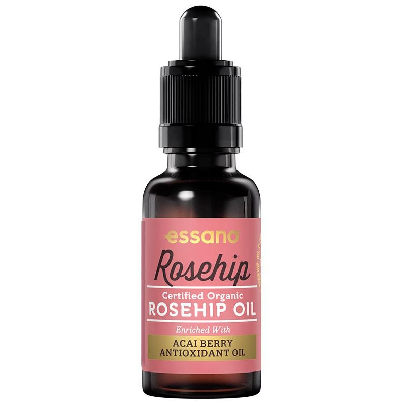 Tinh dầu nụ tầm xuân dưỡng da Essano Rosehip Oil 20ml/45ml