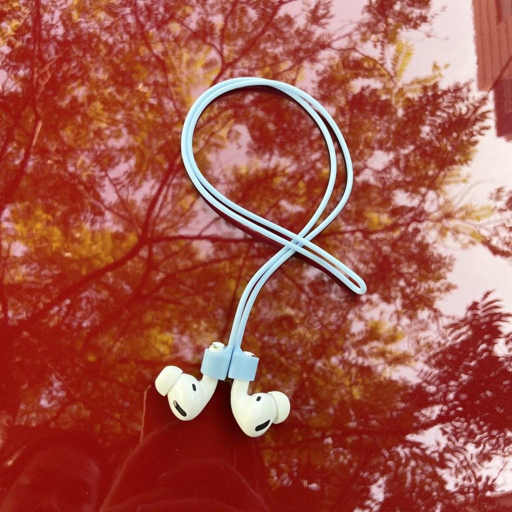 Dây đeo chống rơi tai nghe Airpods (loại có nam châm) dùng cho Airpods 1/2  - Airpods Pro - các loại tai không dây chính hãng 15,000đ