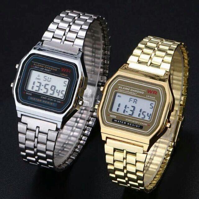 Đồng hồ WR unisex dây hơp kim CS1