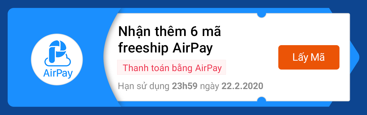 Freeship Airpay