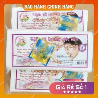 Set 3 Gói Khăn Vải Khô Đa Năng Hiền Trang ( ~200gram/ gói)