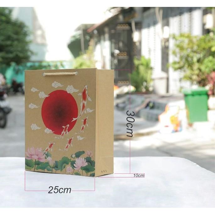CHUYÊN SỈ_COMBO 10 túi giấy Kraft Nhật (mẫu 1) đựng quần áo đựng nước hoa đựng quà tặng size 30x25x10cm - 23067575 , 1768547720 , 322_1768547720 , 80000 , CHUYEN-SI_COMBO-10-tui-giay-Kraft-Nhat-mau-1-dung-quan-ao-dung-nuoc-hoa-dung-qua-tang-size-30x25x10cm-322_1768547720 , shopee.vn , CHUYÊN SỈ_COMBO 10 túi giấy Kraft Nhật (mẫu 1) đựng quần áo đựng nước