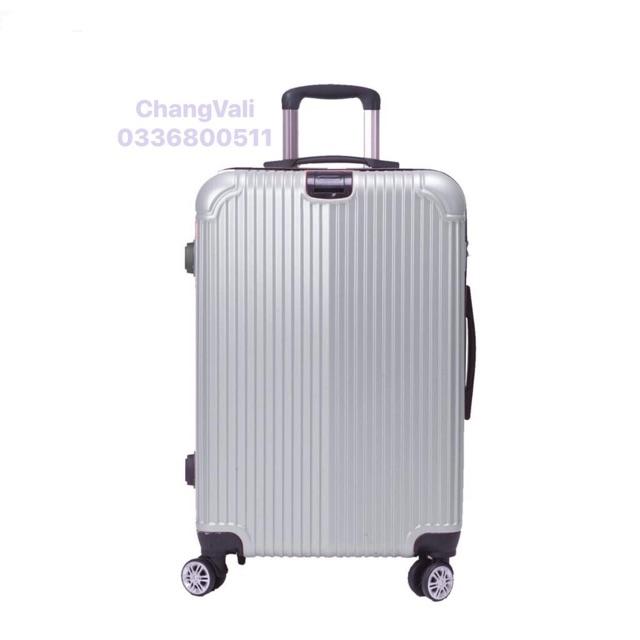 [HÀNG CHÍNH HÃNG] Vali Land 812 nhựa PC chịu lực