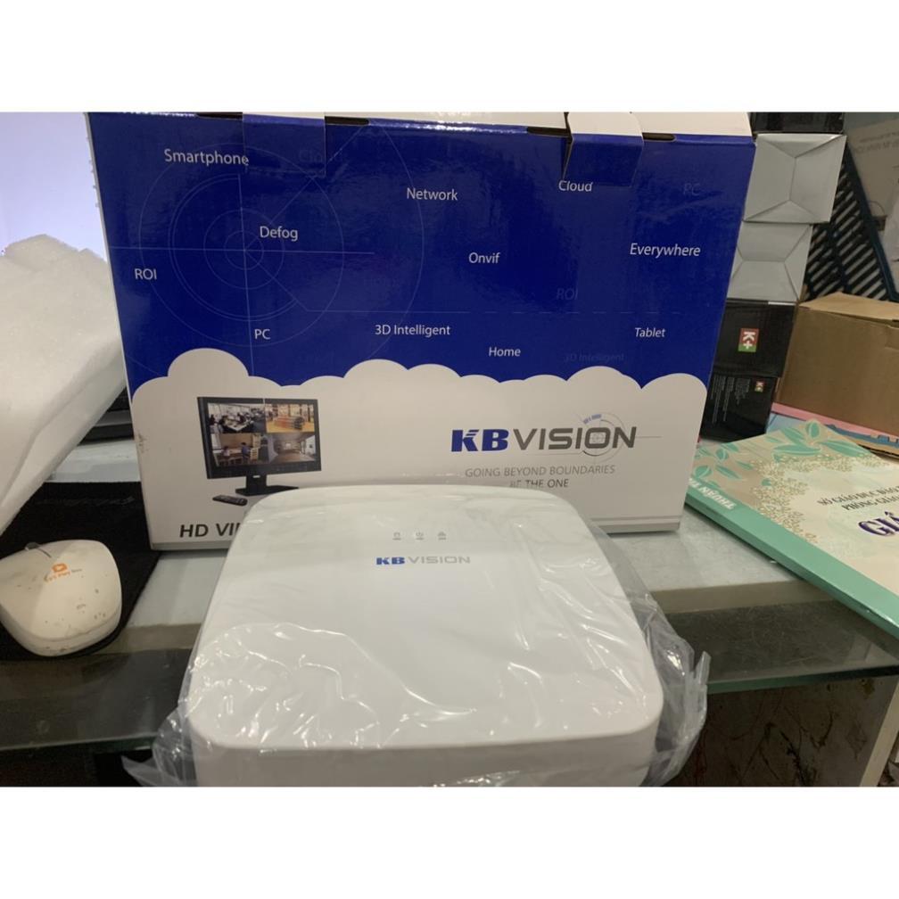 Đầu ghi hình 8 kênh 5 in 1 KBVISION KX-7108TH1 - KX-7108TH1 - KX-7108TH1