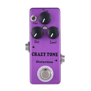 Mosky Mini Crazy Tone Guitar Effect Pedal Based on RIOT Distortion