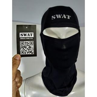 KHĂN TRÙM ĐẦU SWAT (màu đen)