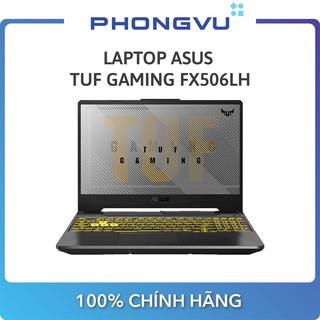 Laptop Asus TUF Gaming FX506LH (Core i5-10300H 8GB 512GB SSD NVIDIA GeForce GTX 1650) - Bảo hành 24 tháng thumbnail