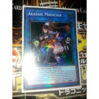 Thẻ bài: AKASHIC MAGICIAN