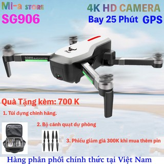 Flycam 4K camera SG906 gấp gọn (ZLRC Beast CSJ X7)