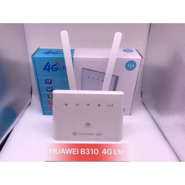 Bộ Phát Wifi 4G/LTE Cho Xe Khách Xe Du Lịch Huawei B310 Tốc Độ Cao, 32 User, Có Cổng LAN Giá chỉ 980.000₫