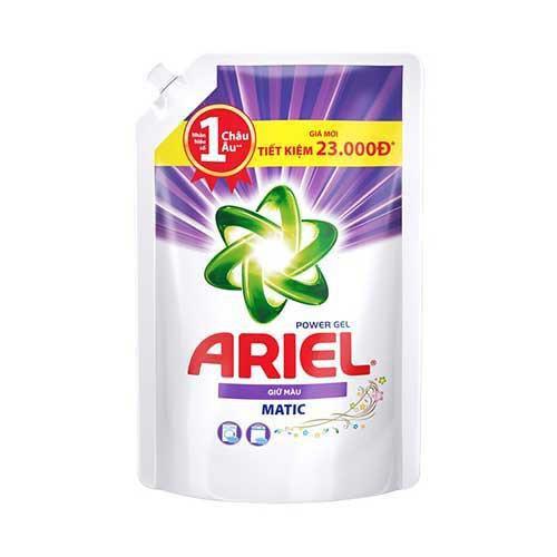Túi Nước giặt giữ màu quần áo Ariel Power Gel 2.4kg - 2984158 , 1005434551 , 322_1005434551 , 122000 , Tui-Nuoc-giat-giu-mau-quan-ao-Ariel-Power-Gel-2.4kg-322_1005434551 , shopee.vn , Túi Nước giặt giữ màu quần áo Ariel Power Gel 2.4kg