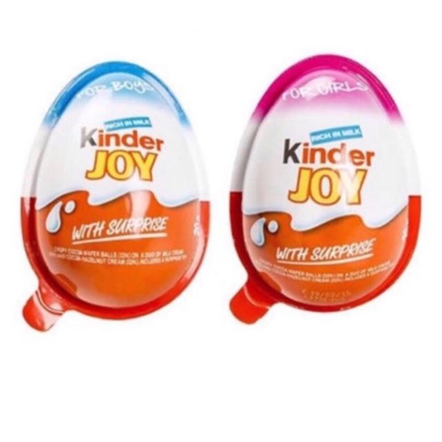 Combo 12 trứng Socola Kinder Joy Date 08/2020