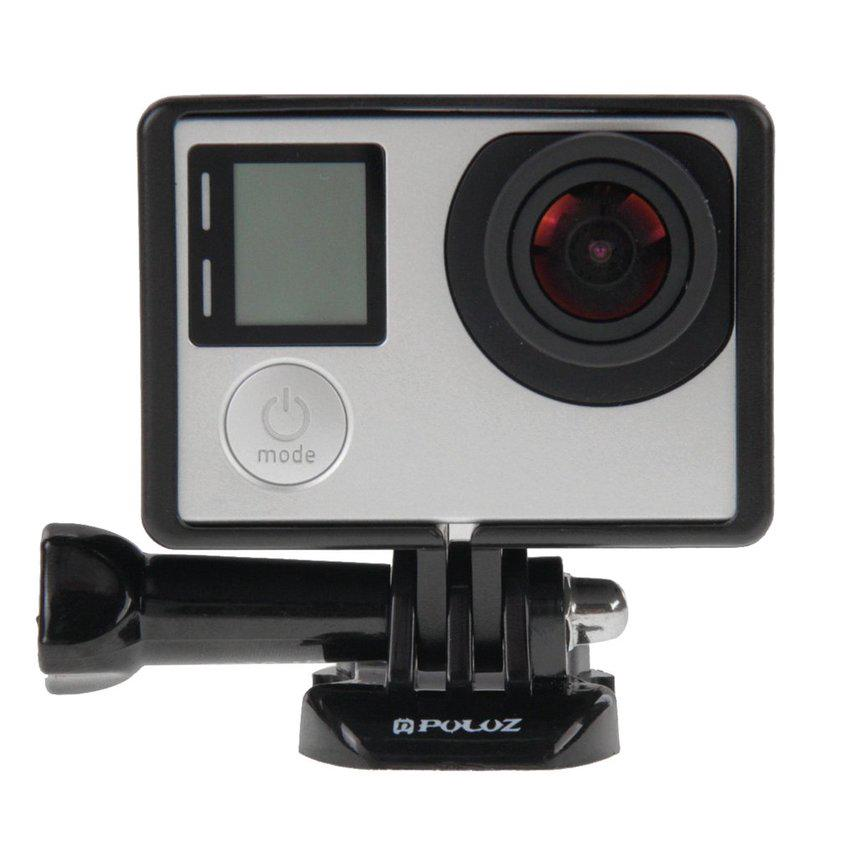 PULUZ Standard Frame Protective Housing Suitable for Gopro Hero 4/3+/3
