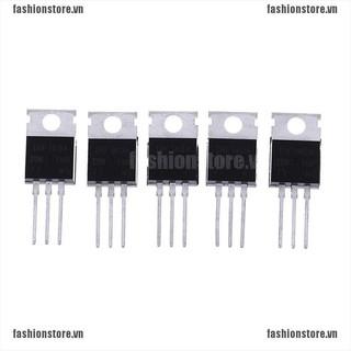 Bộ 5 thiết bị IRLB3034 IRL3705N IRL3705 NPBF kết nối điện cho 220v IRLB8721