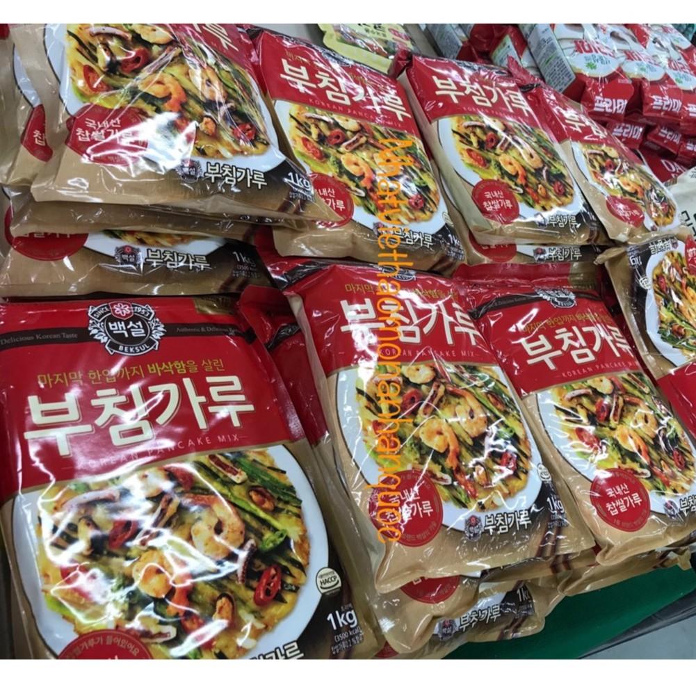 Bột bánh xèo Hàn Quốc 1kg - 3578781 , 1317849369 , 322_1317849369 , 57000 , Bot-banh-xeo-Han-Quoc-1kg-322_1317849369 , shopee.vn , Bột bánh xèo Hàn Quốc 1kg