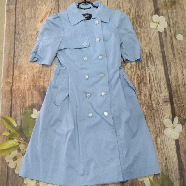Đầm dài xanh